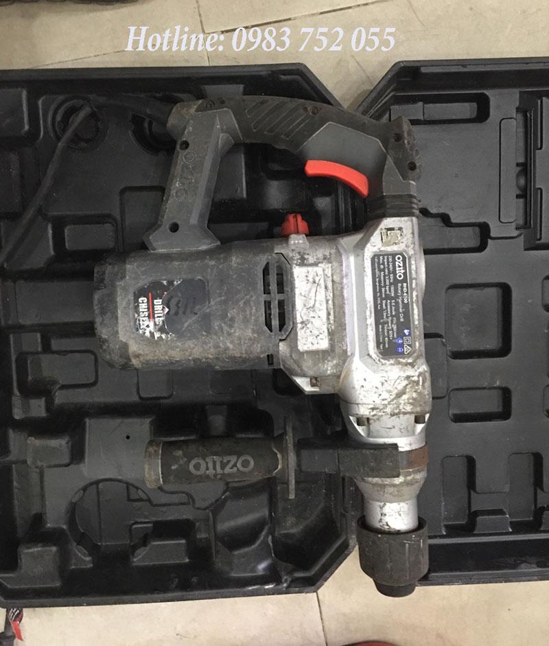 Thanh lý máy khoan búa đục tường bền đẹp giá rẻ