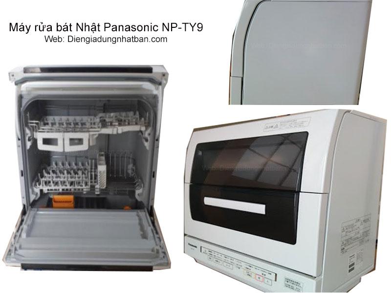 May rua bat noi dia nhat Panasonic NP TY9 1