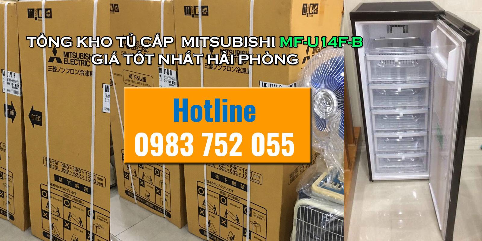 Tong kho tu cap dong noi dia nhat Mitsubishi MF-U14F-B